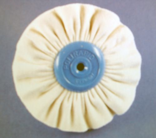 Buffing Wheels pleated cloth