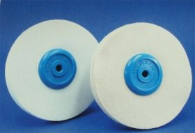 Buffing Wheels - cotton cloth SWK22100, SWK23100