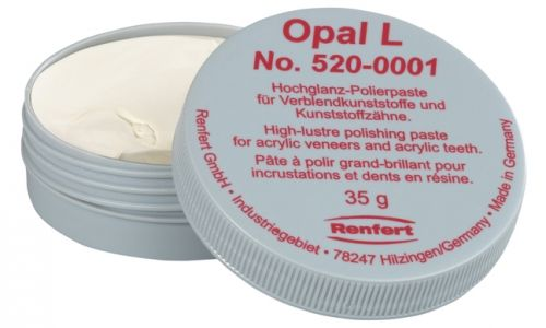 OPAL L High-lustre polishing paste